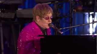 Elton John - Crocodile Rock (The Queen's Concert)