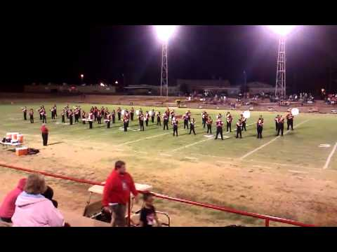 Carnegie High School Marching Band