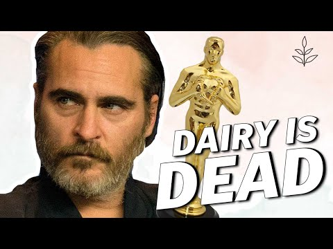 Joaquin Phoenix DESTROYS Dairy Industry | LIVEKINDLY