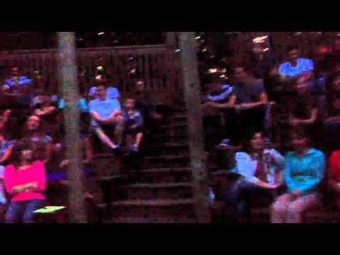 VESELAYA PRAVDA     LYA LYA LYA (song at camp 2012)