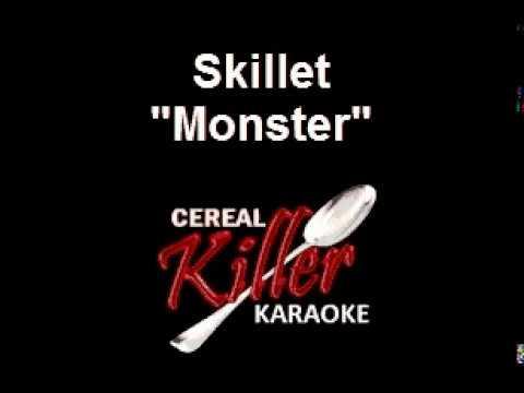 CKK - Skillet - Monster (Karaoke)