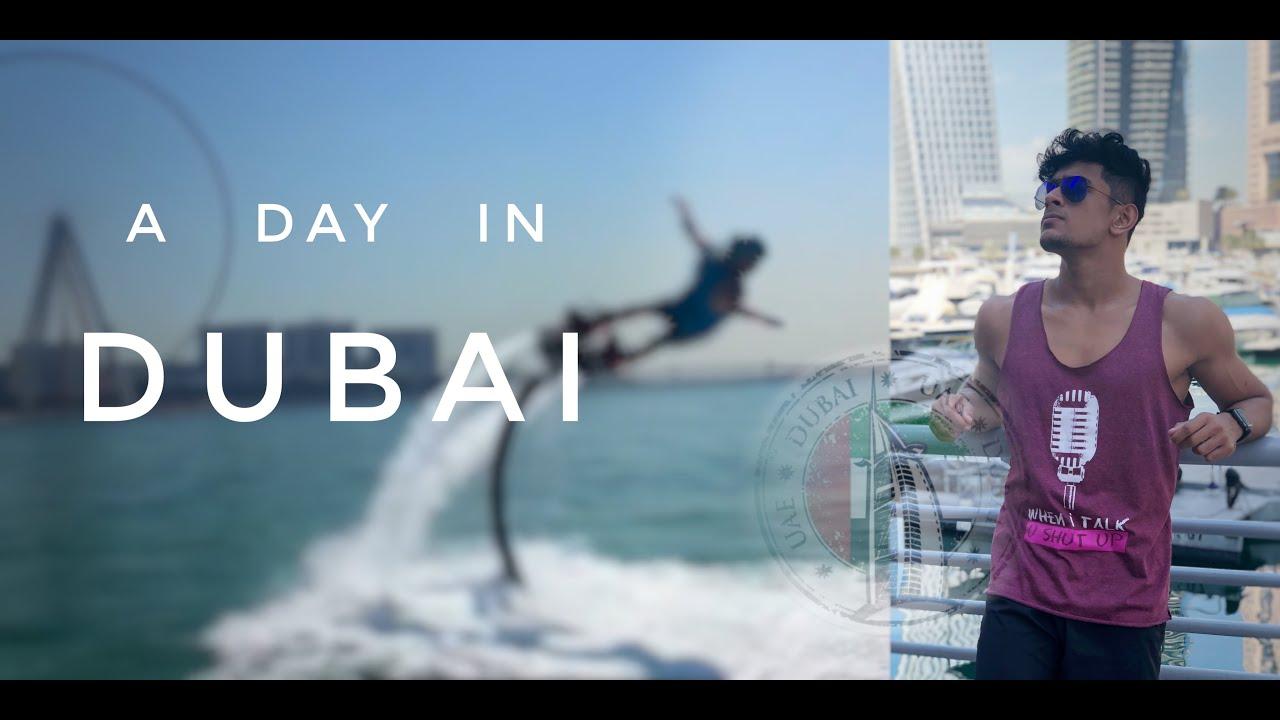 A DAY IN DUBAI   RAMZAN MUHAMMED  