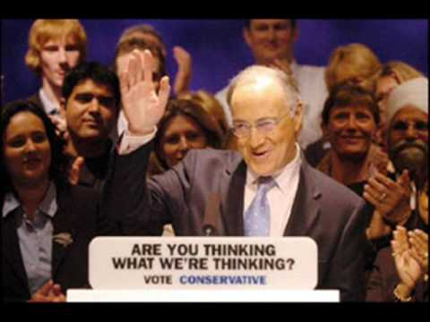 Michael Howard's campaign theme