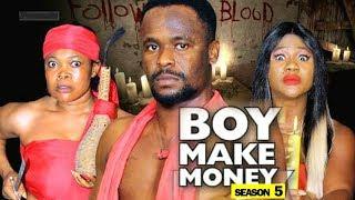 BOY MAKE MONEY SEASON 5 - New Movie 2019 Latest Nigerian Nollywood Movie Full HD