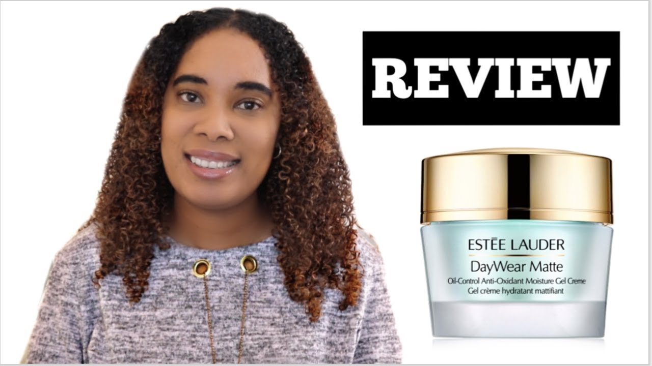 REVIEW | ESTEE LAUDER Day Wear Matte - YouTube