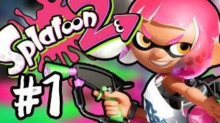 Splatoon 2 - Multiplayer : Part 1 | Nintendo Switch