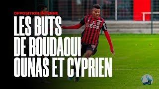 VIDEO: Les buts de Boudaoui, Ounas et Cyprien
