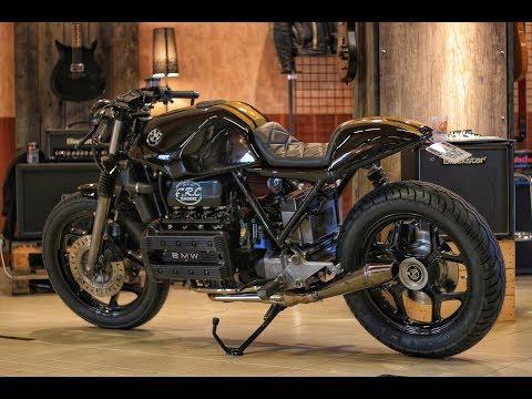 FRC Motorcycle 2017 -  BMW K100 RS Cafe Racer