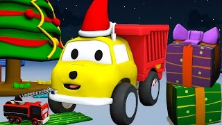 Unwrapping Christmas presents: learn numbers with Ethan the Dump Truck | CHRISTMAS SPECIAL