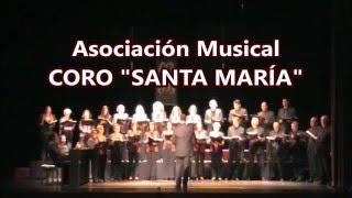 """CANTAR! (Jay Althouse) - CORO """"SANTA MARÍA"""""""