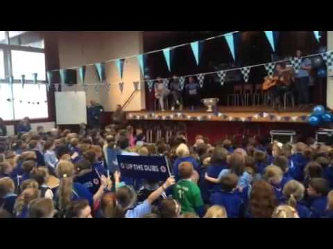 Song for Sam Scoil Naomh Padraig Ballyroan