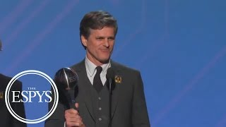 Eunice Kennedy Shriver Receives Arthur Ashe Award For Courage | The ESPYS | ESPN