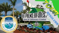 The Palms of Destin Tour.
