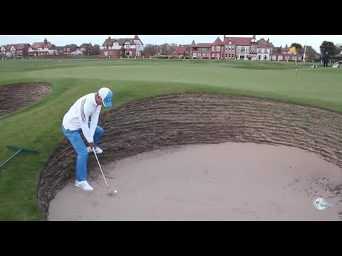 "ROYAL LIVERPOOL GOLF COURSE ""THE OPEN"" SPECIAL PART 3"