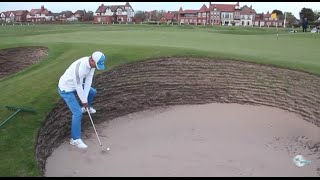 """ROYAL LIVERPOOL GOLF COURSE """"THE OPEN"""" SPECIAL PART 3"""