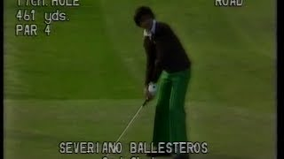 Seve Ballesteros  The Good,The Bad and The Ugly!