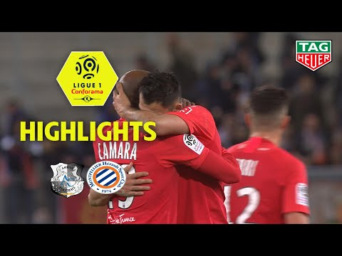 Amiens Montpellier Goals And Highlights
