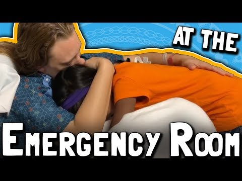 At The Emergency Room (March 28, 2018)