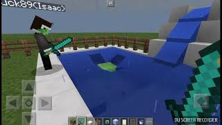 Minecraft house tour with my brother