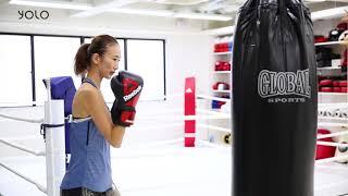 ボクシング~YOLO vol.6 誌面連動/トレーニングMOVIE~ thumbnail