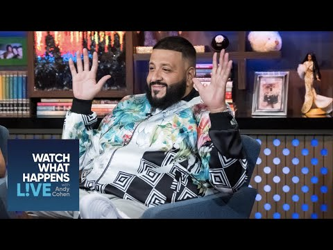 DJ Khaled On Working With Beyoncé: 'She's Always Right' | WWHL