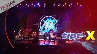 Download Mp3 TIPE-X  Live Malang 2016