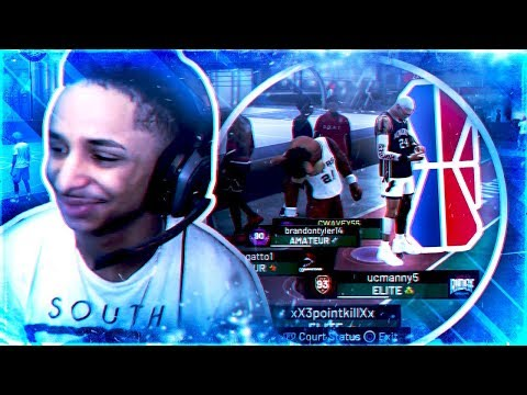 Professional 2k players react to playing with the WORST 98 overall mascot