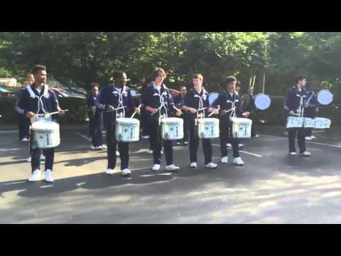 Grimsley High SchoolBlue Steel Drumline