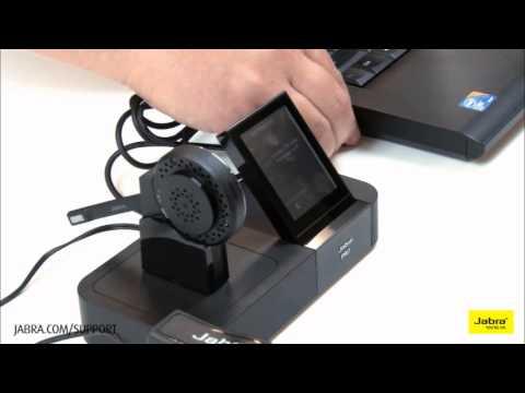 Comment Configurer Les Micro Casques Jabra Pro 946070 Youtube