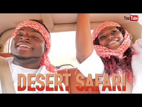 ADVENTURE IN DESERT SAFARI, DUBAI | SAMSPEDY VLOG