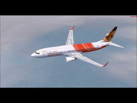 [FSX:Steam Edition] Mangalore to Dubai Air India Express 737-800 [VATSIM]