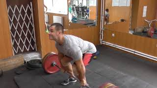 "#Тяжелаяатлетика ""Преодолей себя"" Weightlifting"