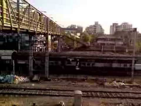 11401 MUMBAI CST - NAGPUR NANDIGRAM EXPRESS DEPARTING THANE from YouTube · Duration:  1 minutes 42 seconds