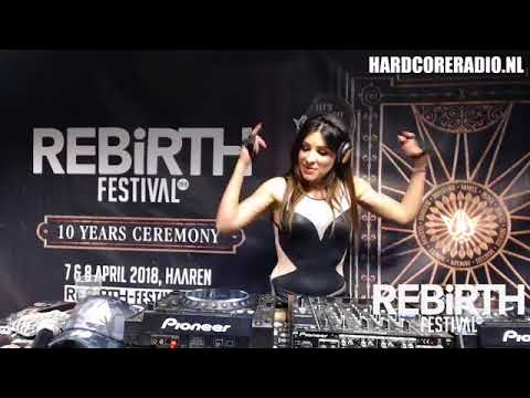 Dj AniMe @ Rebirth Festival - @HardcoreRadio