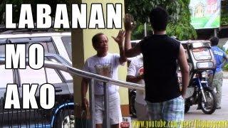 Labanan Mo Ako - Pinoy Public Pranks