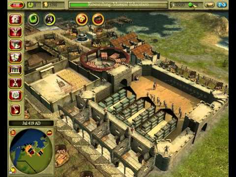 Civ City Rome - Episode 2 (War)