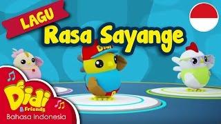 Lagu Anak-Anak Indonesia | Didi & Friends | Rasa Sayange