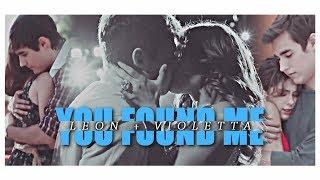 » violetta + leon    you found me