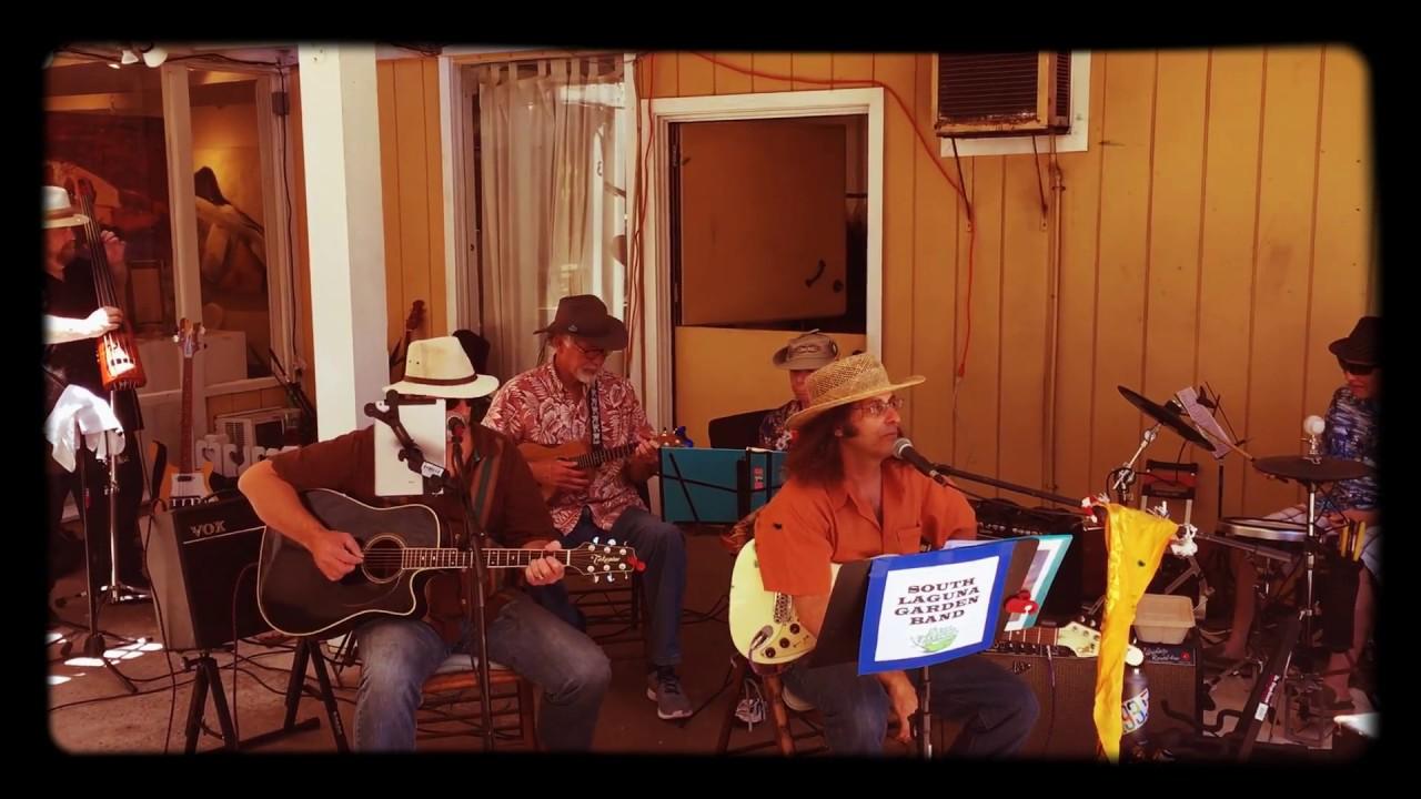 South Laguna Garden Band sing \