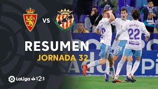 Resumen de Real Zaragoza vs Nàstic (3-0)
