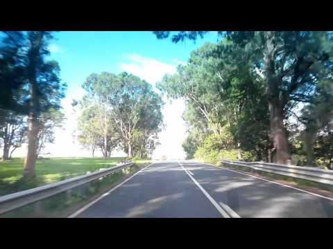 Beautiful Scenic Drive In Wollongong ( NSW, AUS)