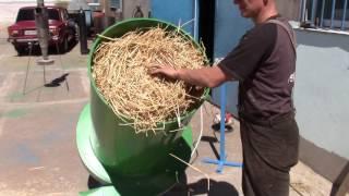 Tocator paie lucerna 18.5kW 500kg/ora