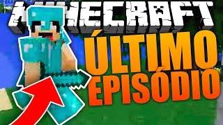 ÚLTIMO EPISÓDIO! (Minecraft HARDCORE REVERSO)