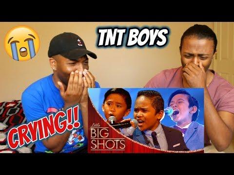 TNT Boys Sing Beyonce's Listen | Little Big Shots | (WE CRIED!!)