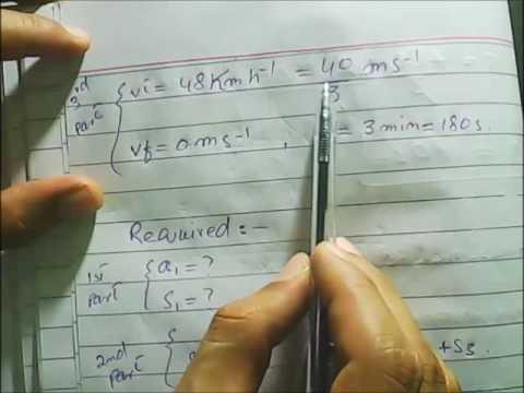 9th Physics Numerical No 2 7