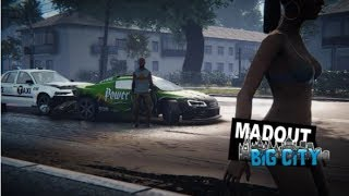 Mad Out 2 Big City Online Android Gameplay HD