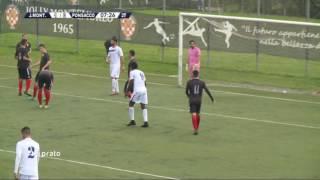 Jolly Montemurlo-Ponsacco 2-0 Serie D Girone E