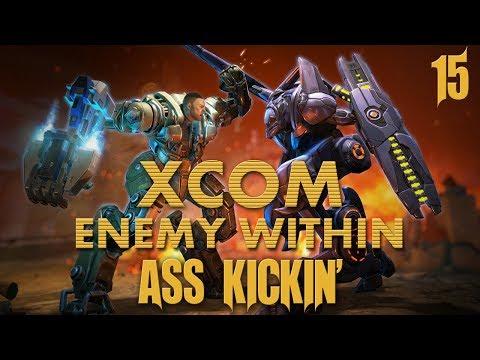 XCOM Enemy Within #15 Cybernetics Lab Up, Defending Australia