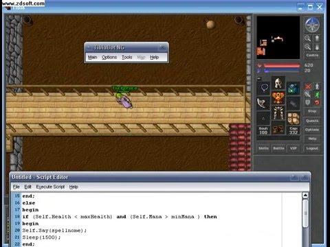 Tibia Bot Ng 7.4