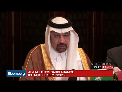 Saudi's Al-Falih Sees 'Likely' Second-Half Oil Supply Boost